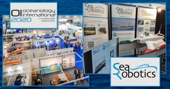 Meet the SeaRobotics Team at Oceanology International (Oi)