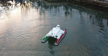 SeaRobotics Deploys ASV to Bahamas for Post Dorian Survey