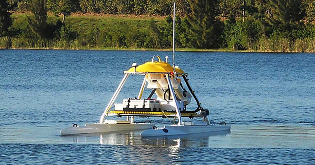 USV 4.0 for shallow water applications