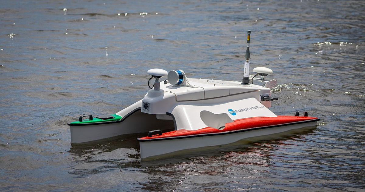 SeaRobotics Corporation to Supply ASVs to the U.S. Naval Research Laboratory